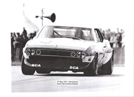 1971 - 8th May. Silverstone. Chevrolet Camero. Saloon..jpg